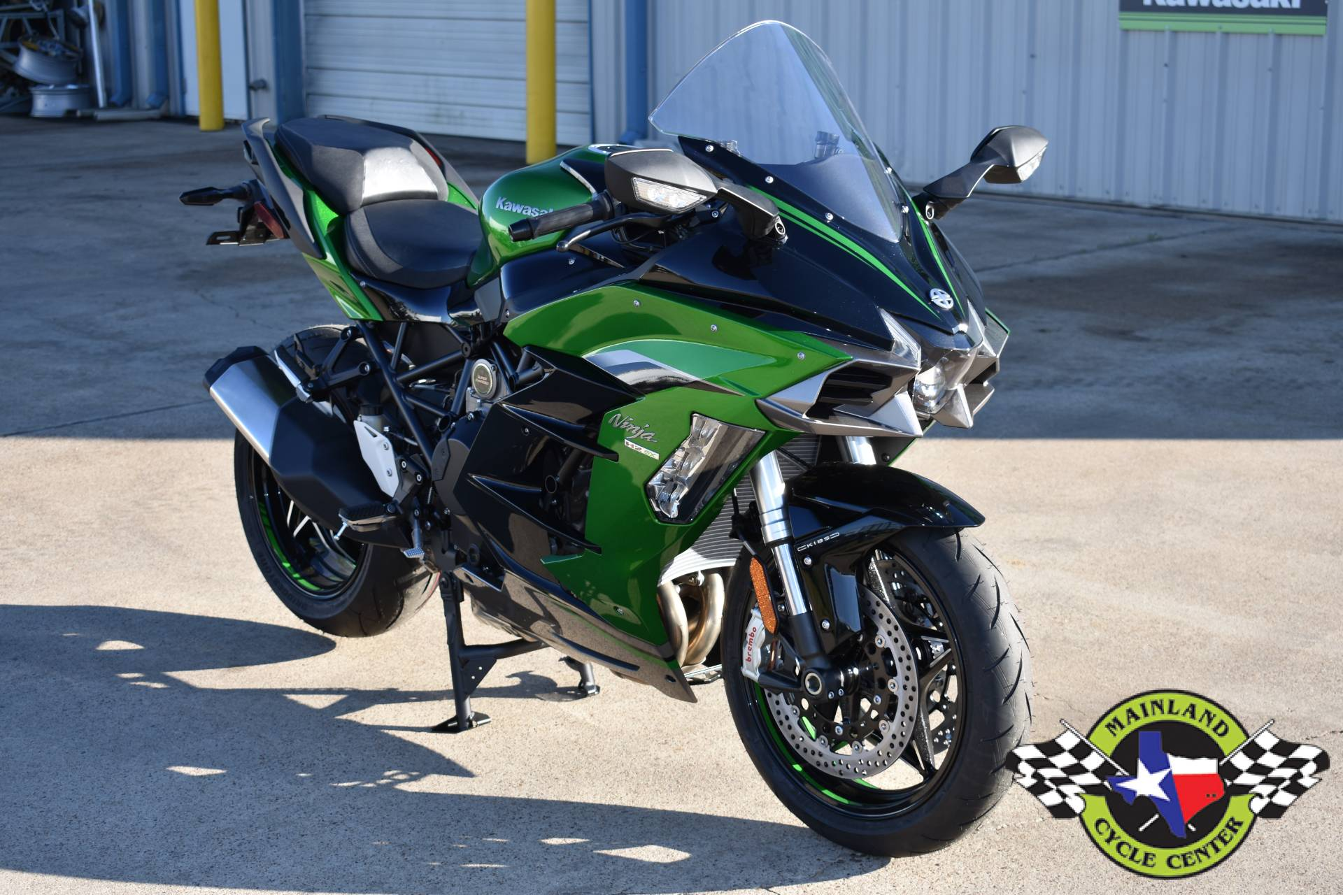 2020 Kawasaki Ninja H2 SX SE+ in La Marque, Texas - Photo 3
