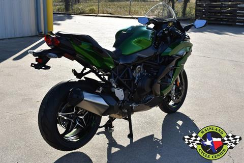 2020 Kawasaki Ninja H2 SX SE+ in La Marque, Texas - Photo 4
