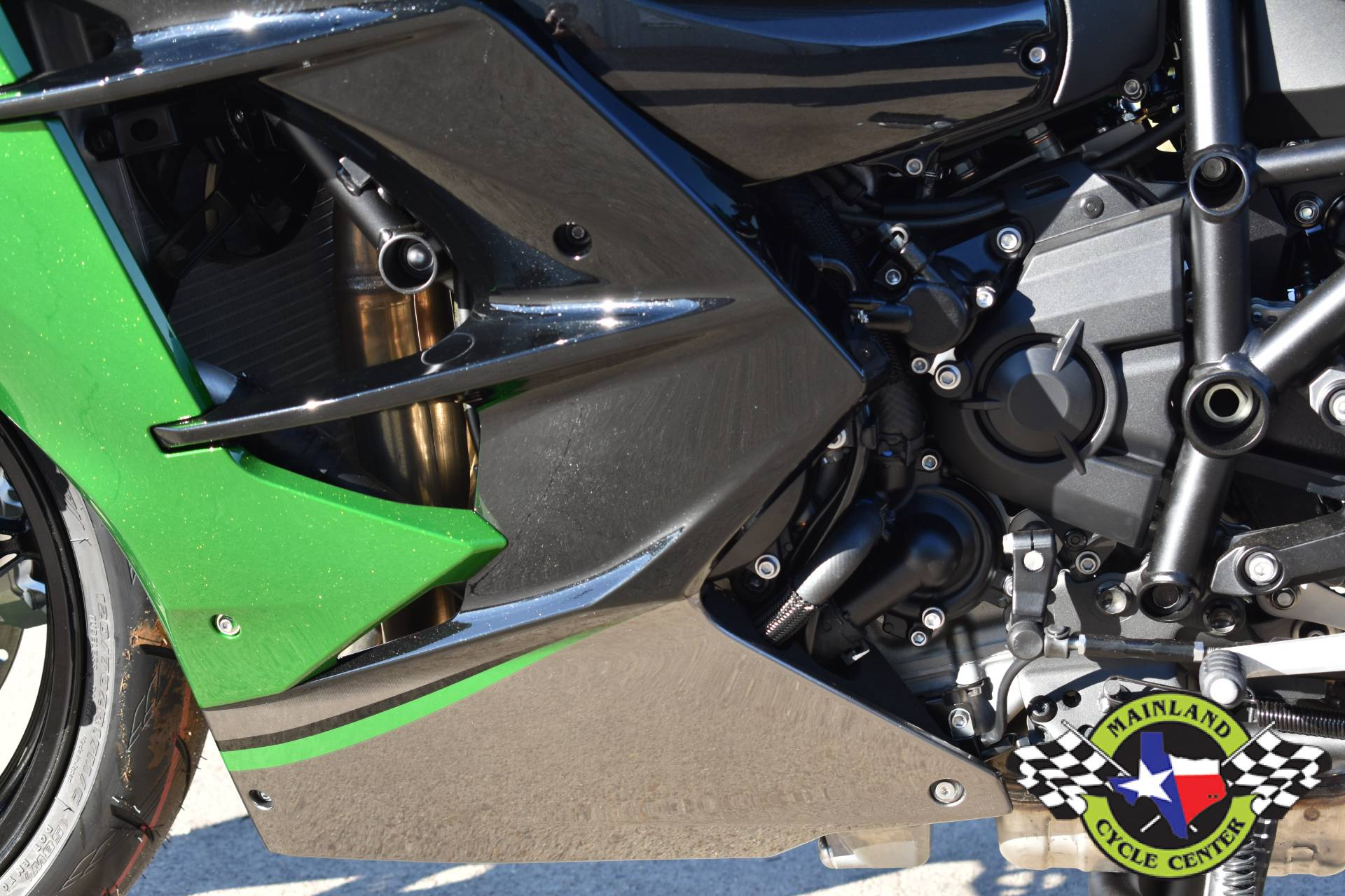 2020 Kawasaki Ninja H2 SX SE+ in La Marque, Texas - Photo 18