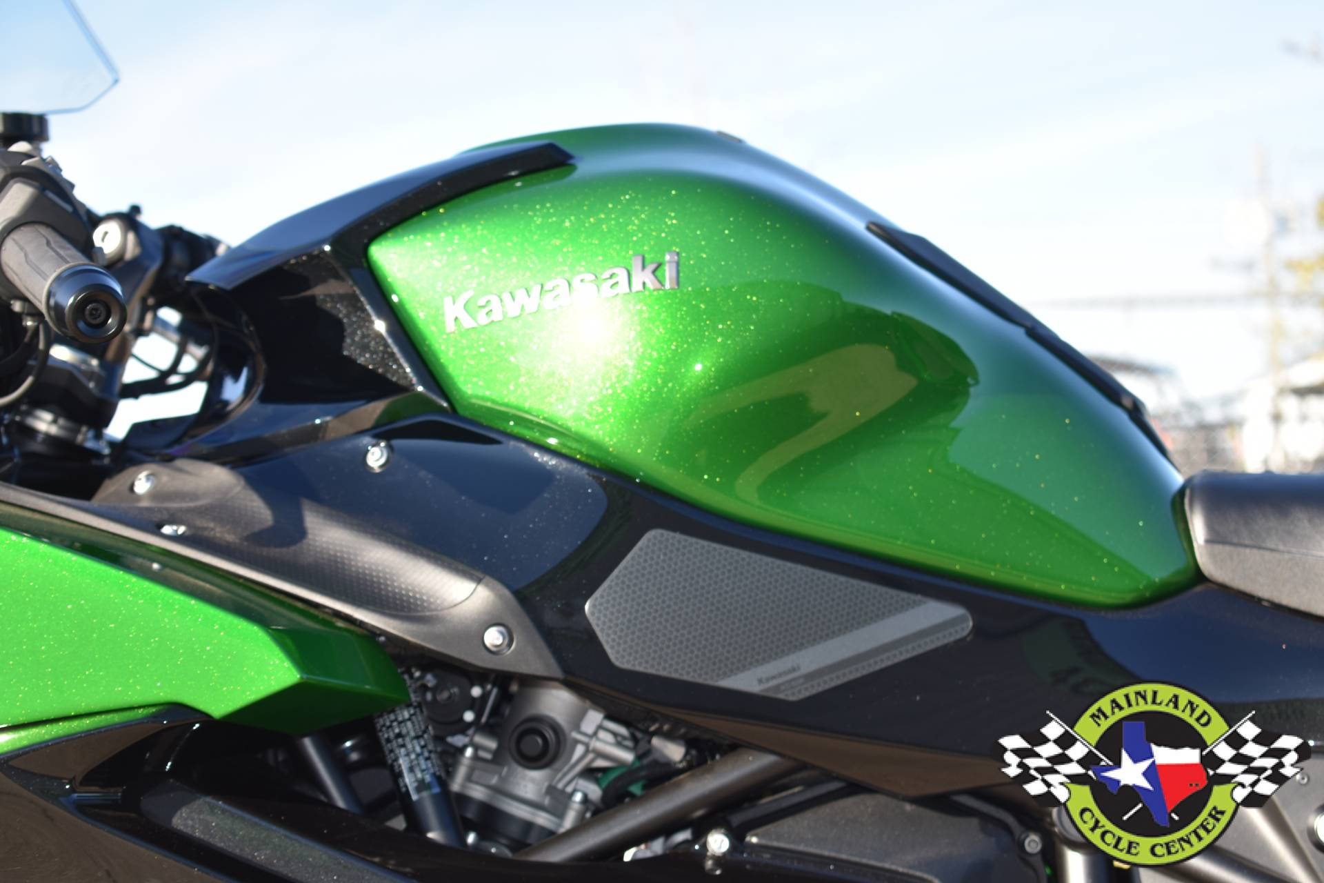 2020 Kawasaki Ninja H2 SX SE+ in La Marque, Texas - Photo 19