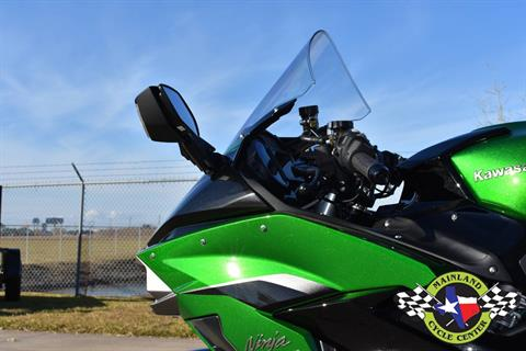 2020 Kawasaki Ninja H2 SX SE+ in La Marque, Texas - Photo 20