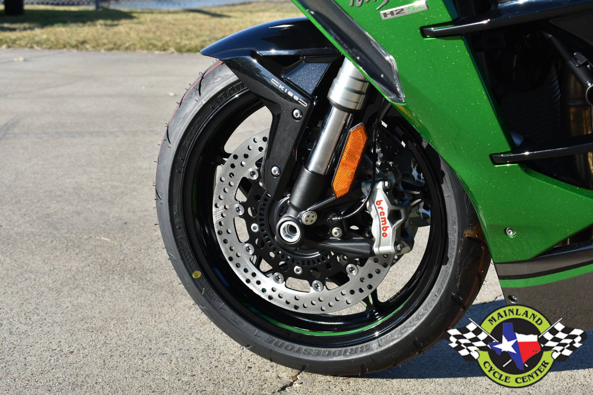 2020 Kawasaki Ninja H2 SX SE+ in La Marque, Texas - Photo 22