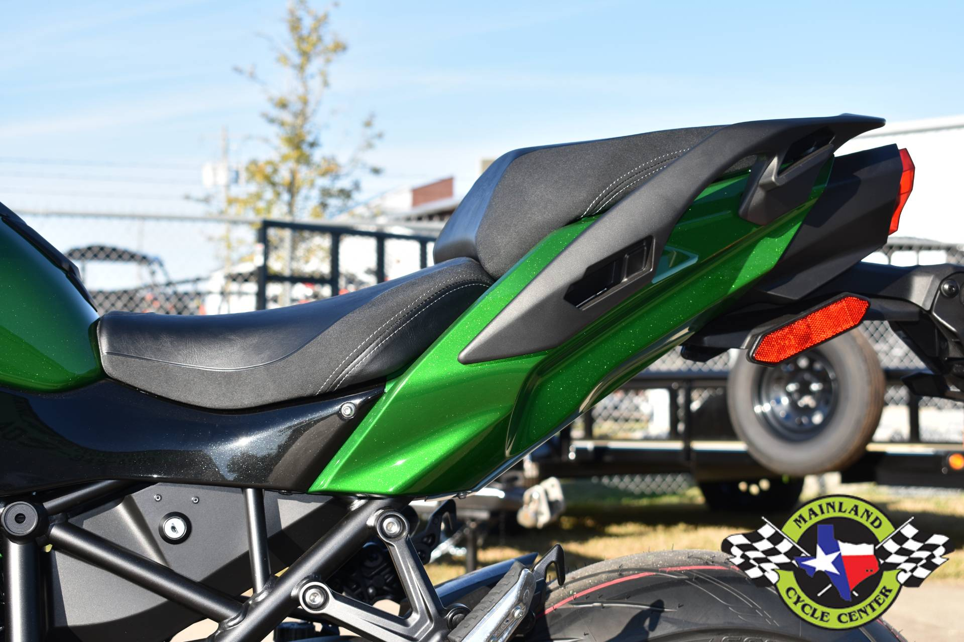 2020 Kawasaki Ninja H2 SX SE+ in La Marque, Texas - Photo 24