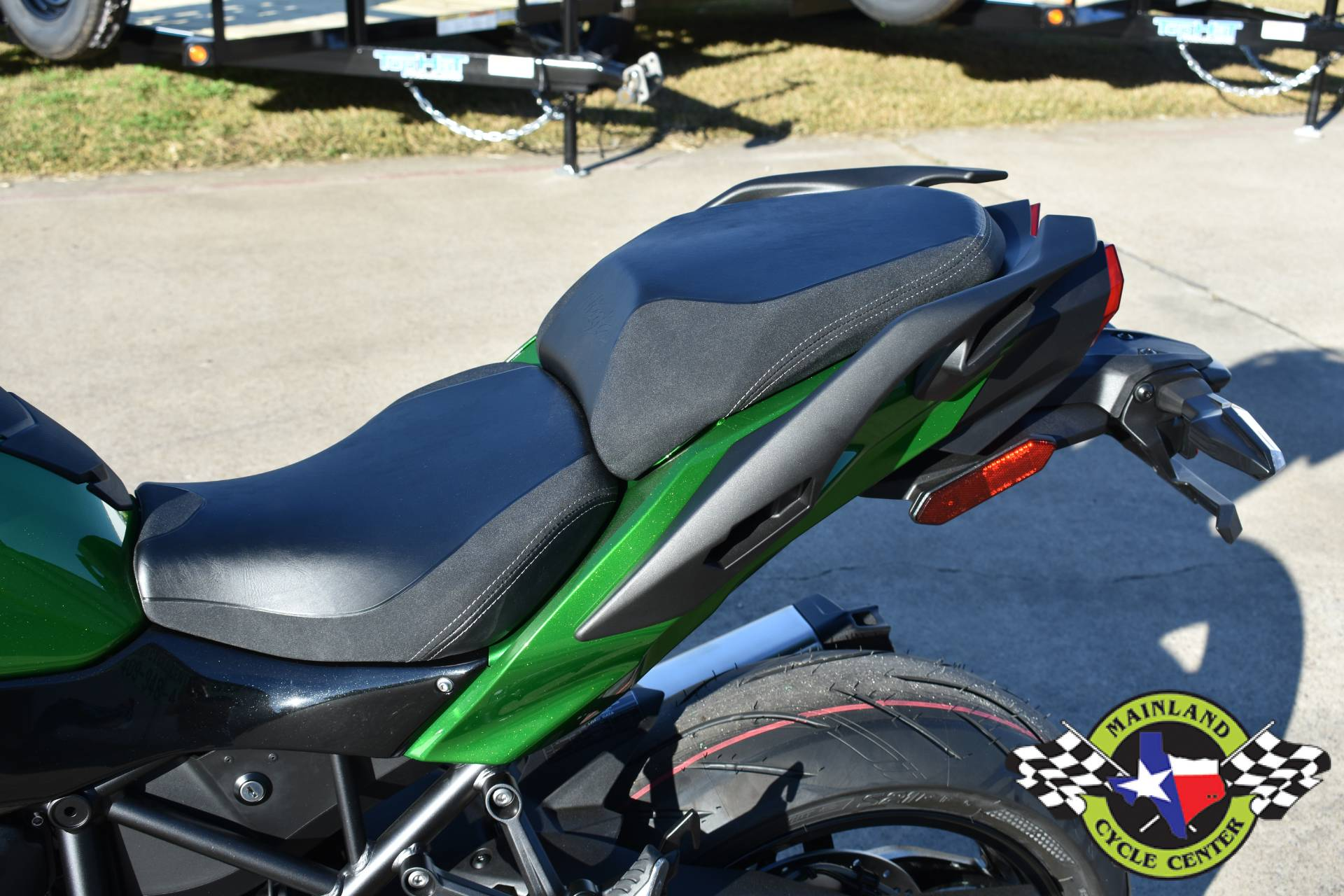 2020 Kawasaki Ninja H2 SX SE+ in La Marque, Texas - Photo 25