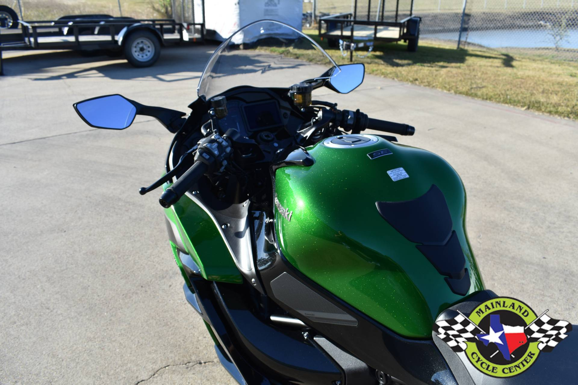 2020 Kawasaki Ninja H2 SX SE+ in La Marque, Texas - Photo 26