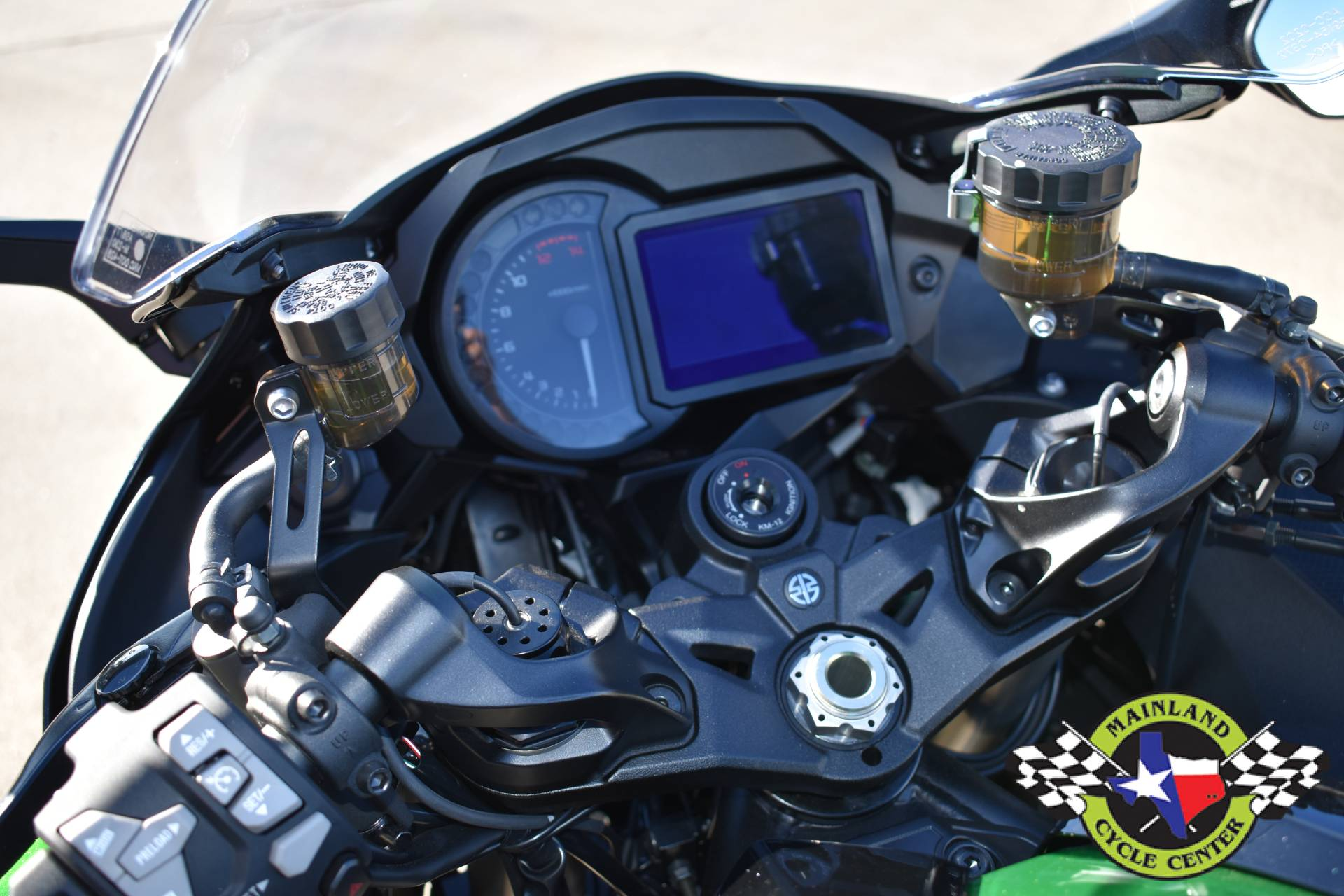 2020 Kawasaki Ninja H2 SX SE+ in La Marque, Texas - Photo 29