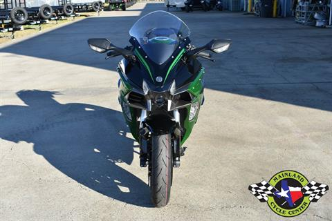 2020 Kawasaki Ninja H2 SX SE+ in La Marque, Texas - Photo 9