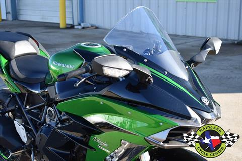 2020 Kawasaki Ninja H2 SX SE+ in La Marque, Texas - Photo 10