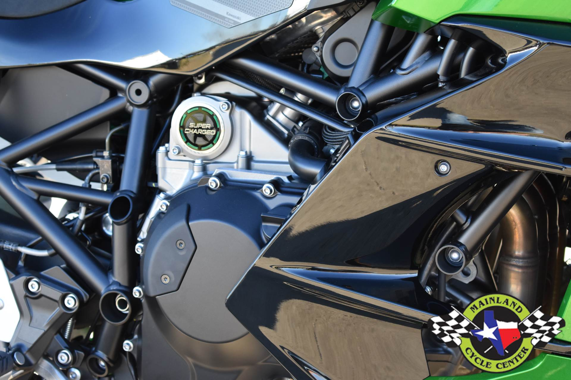 2020 Kawasaki Ninja H2 SX SE+ in La Marque, Texas - Photo 13