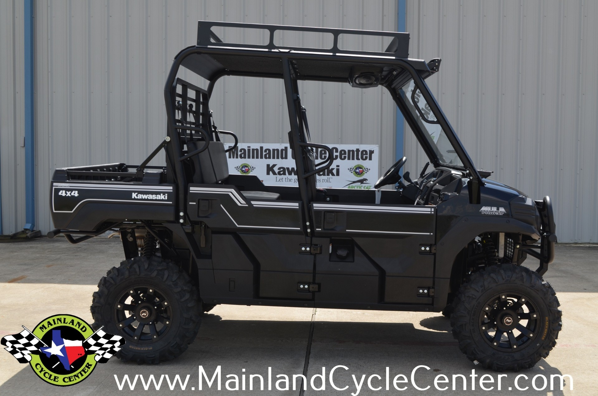 2016 kawasaki mule pro-fxt eps utility vehicles la marque texas