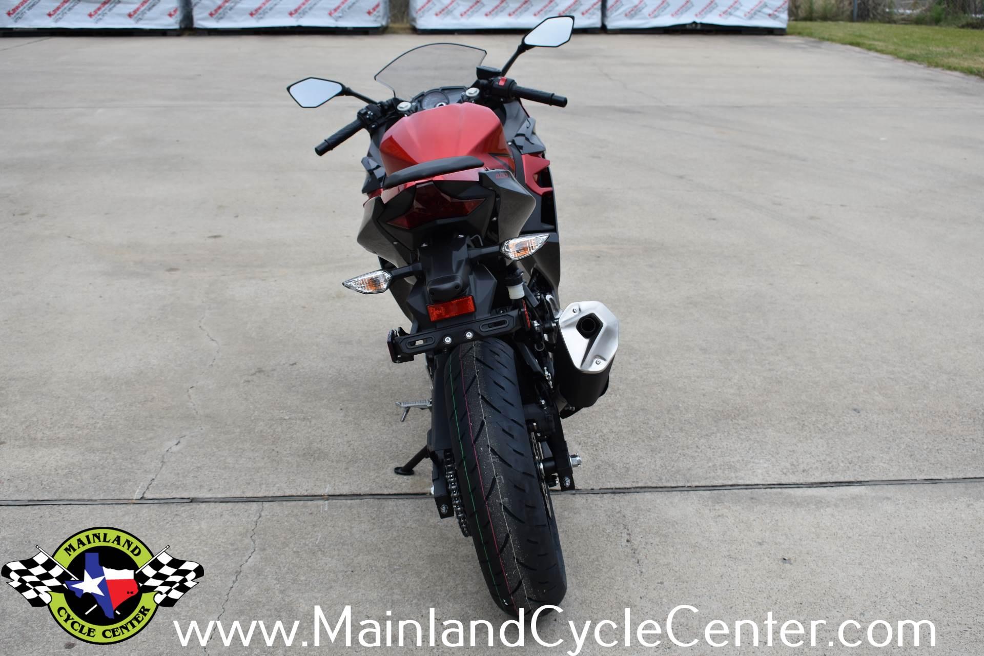 2019 Kawasaki Ninja 400 ABS 8