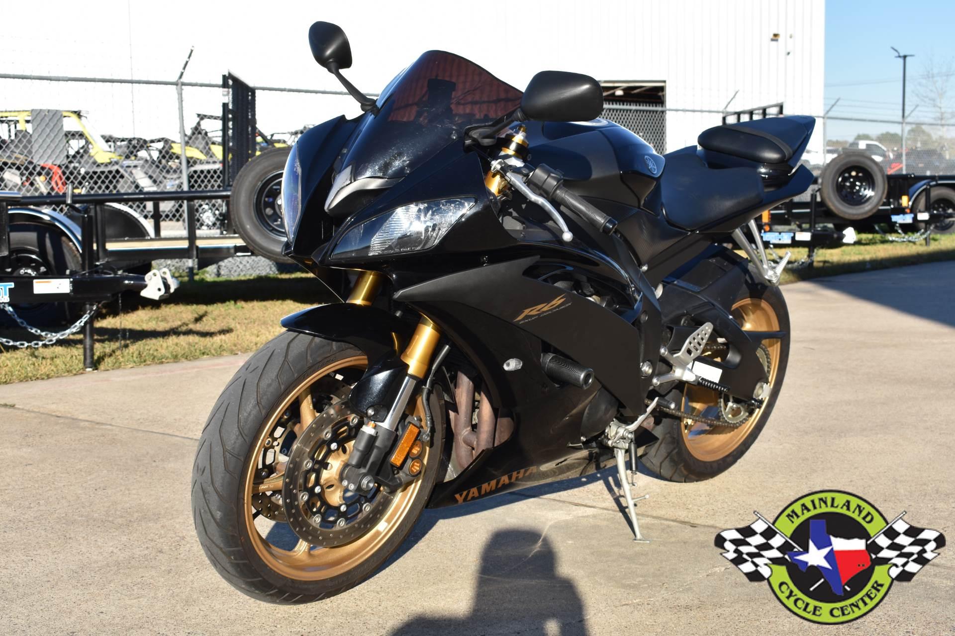 2009 Yamaha YZFR6 5