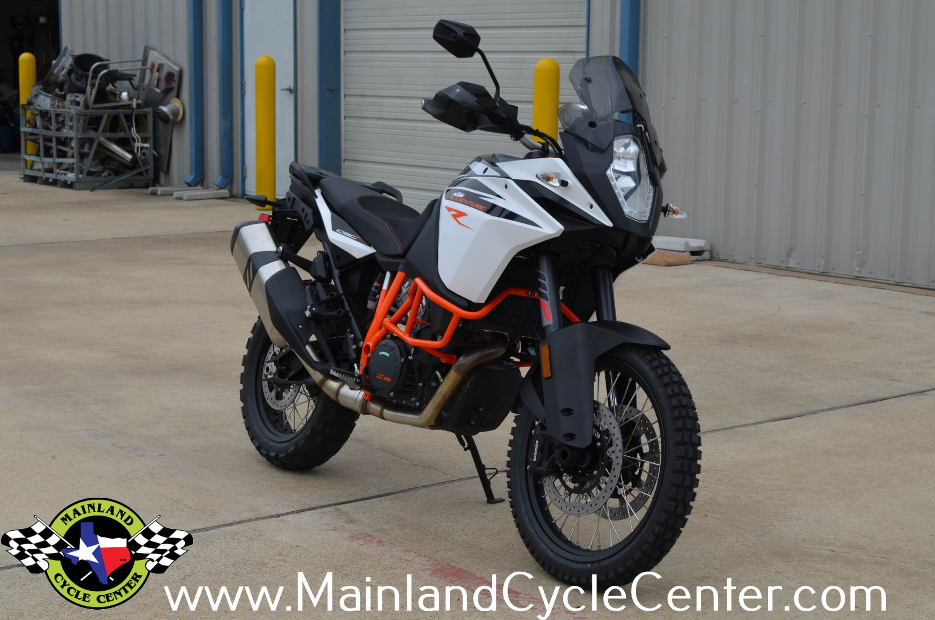 2018 KTM 1090 Adventure R in La Marque, Texas