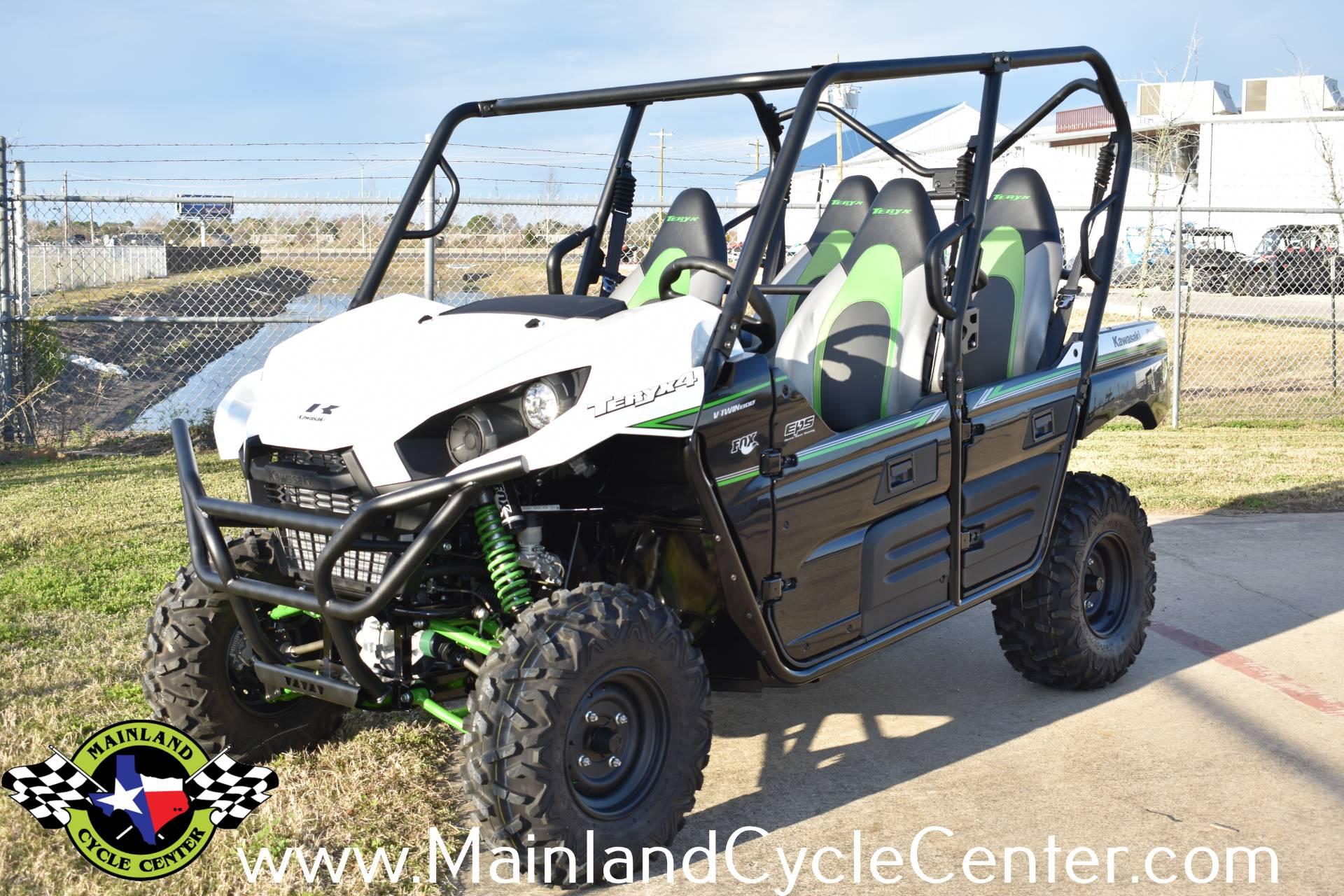 2019 Kawasaki Teryx4 for sale 5570