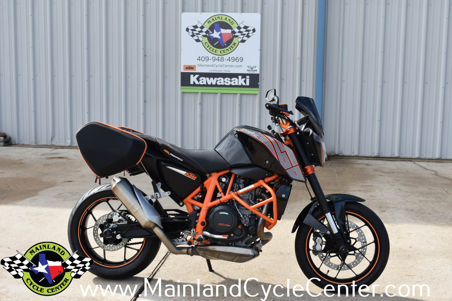 2014 ktm 690 duke abs in la marque texas photo 1