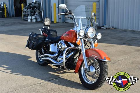 2012 Harley-Davidson Heritage Softail® Classic in La Marque, Texas - Photo 2