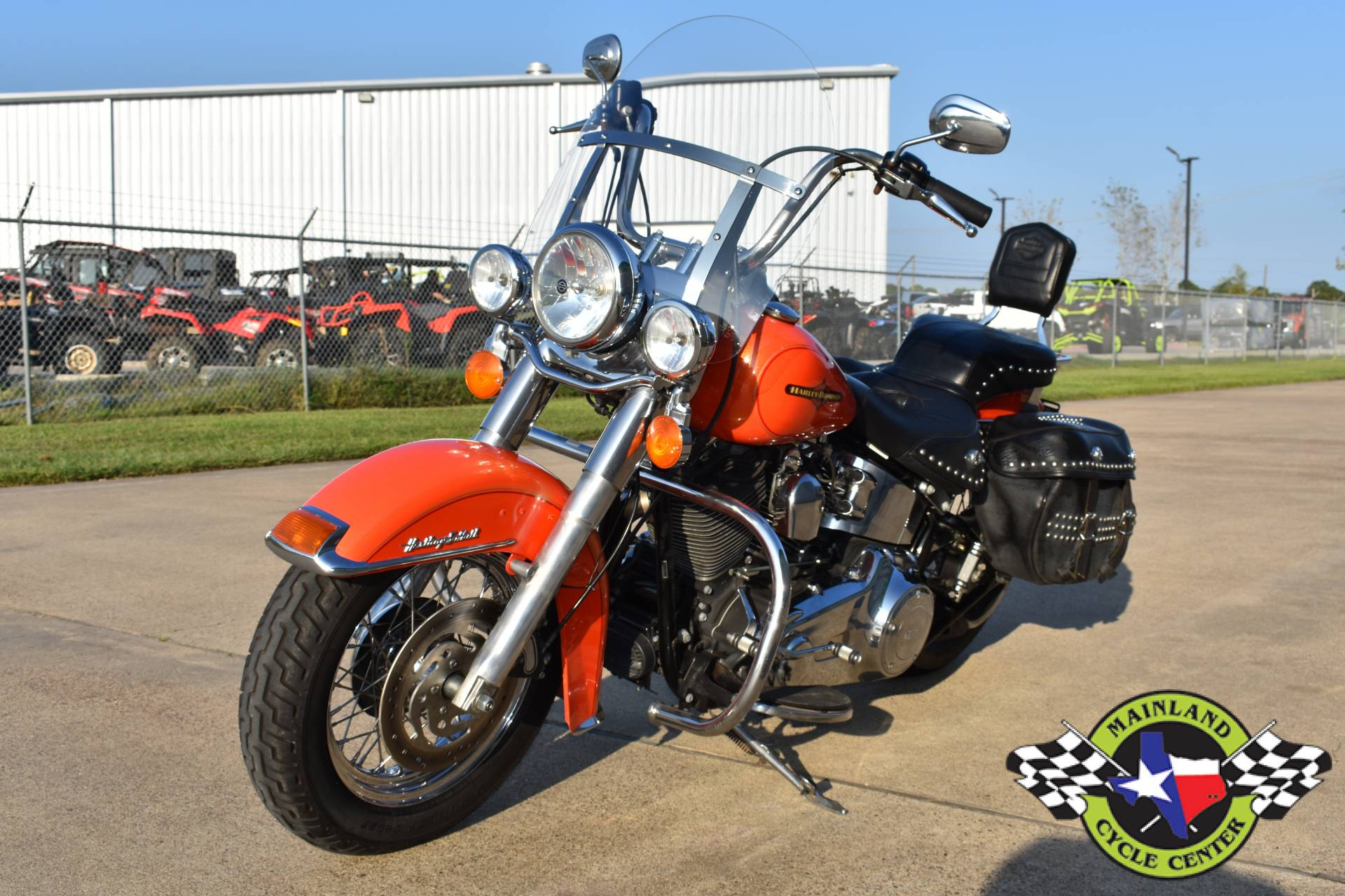 2012 Harley-Davidson Heritage Softail® Classic in La Marque, Texas - Photo 5