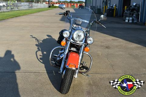2012 Harley-Davidson Heritage Softail® Classic in La Marque, Texas - Photo 8
