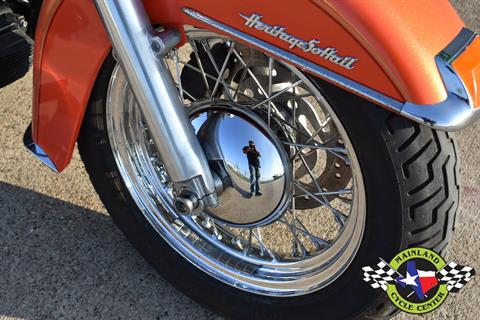 2012 Harley-Davidson Heritage Softail® Classic in La Marque, Texas - Photo 9