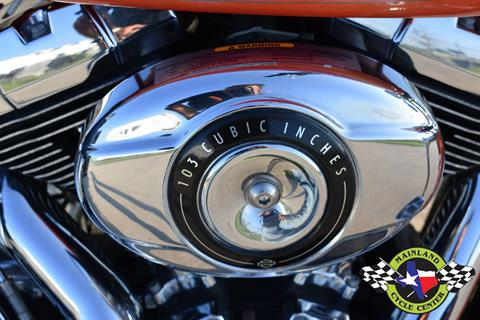 2012 Harley-Davidson Heritage Softail® Classic in La Marque, Texas - Photo 12