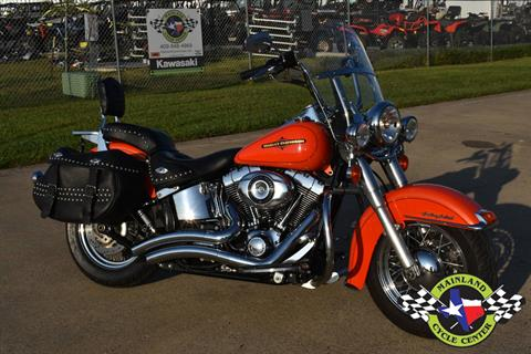 2012 Harley-Davidson Heritage Softail® Classic in La Marque, Texas - Photo 32
