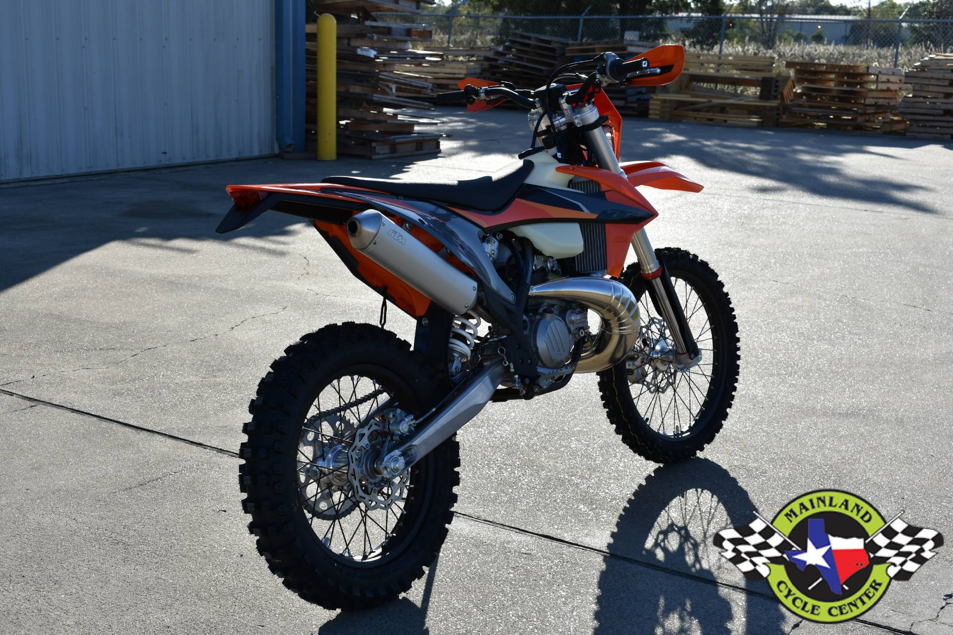 2021 KTM 250 XC-W TPI in La Marque, Texas - Photo 3
