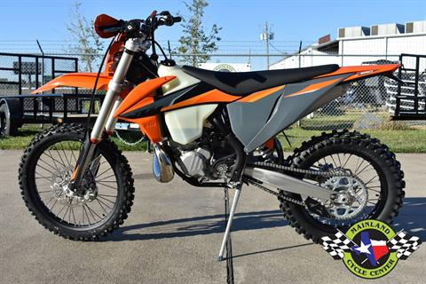 2021 KTM 250 XC-W TPI in La Marque, Texas - Photo 4