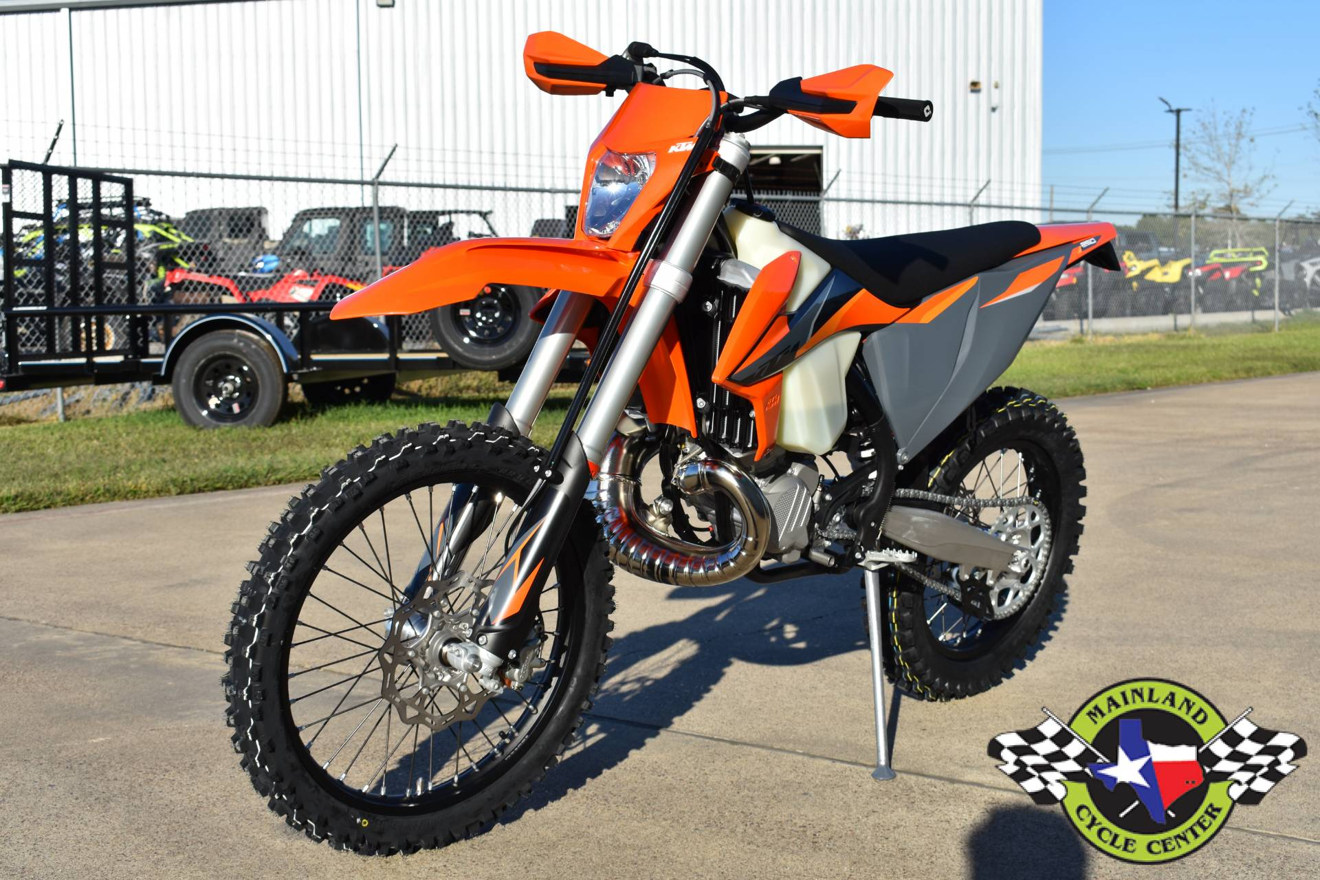 2021 KTM 250 XC-W TPI in La Marque, Texas - Photo 5