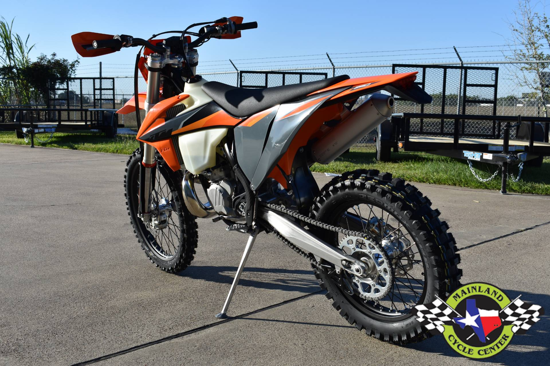 2021 KTM 250 XC-W TPI in La Marque, Texas - Photo 6