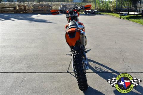 2021 KTM 250 XC-W TPI in La Marque, Texas - Photo 7