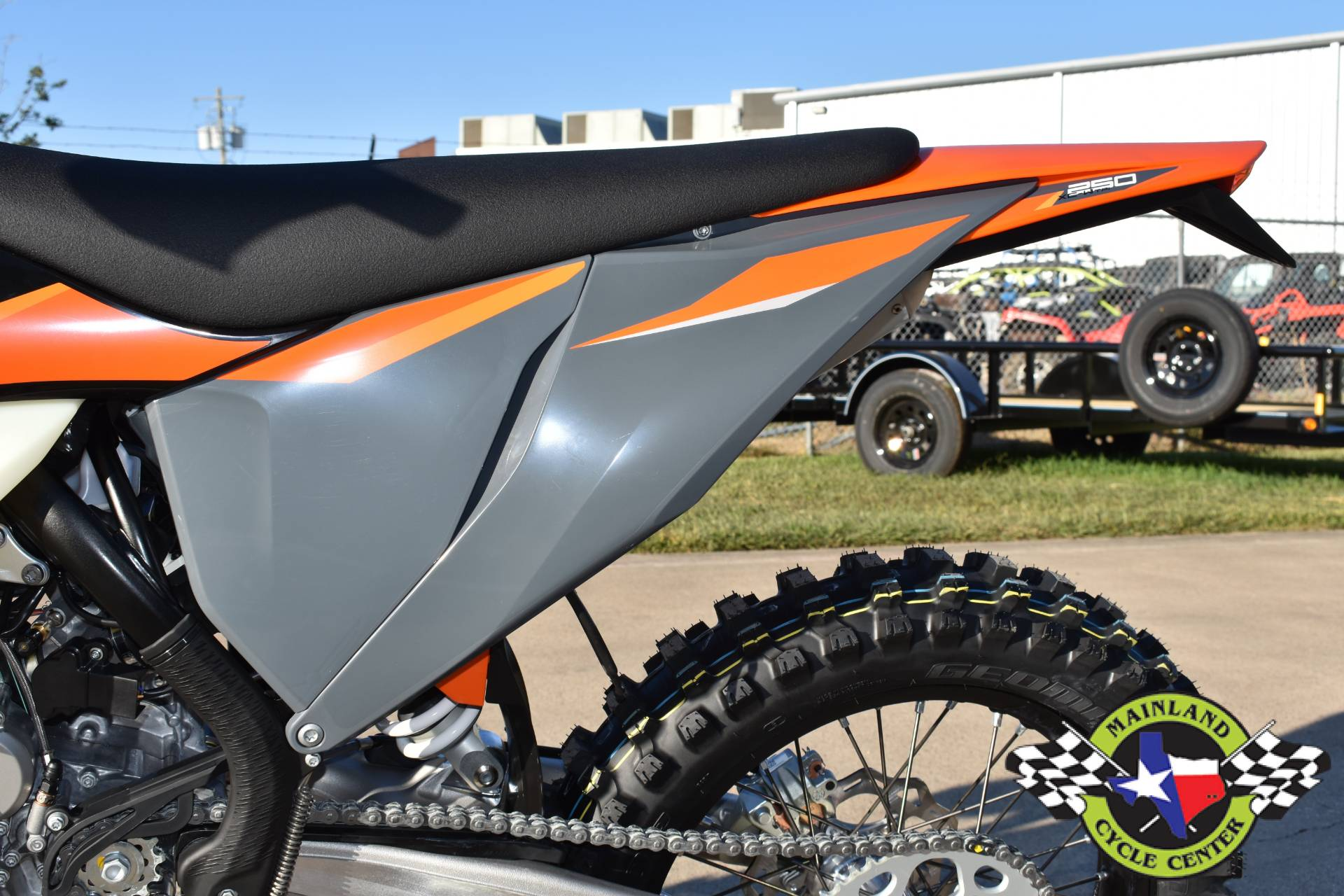 2021 KTM 250 XC-W TPI in La Marque, Texas - Photo 21