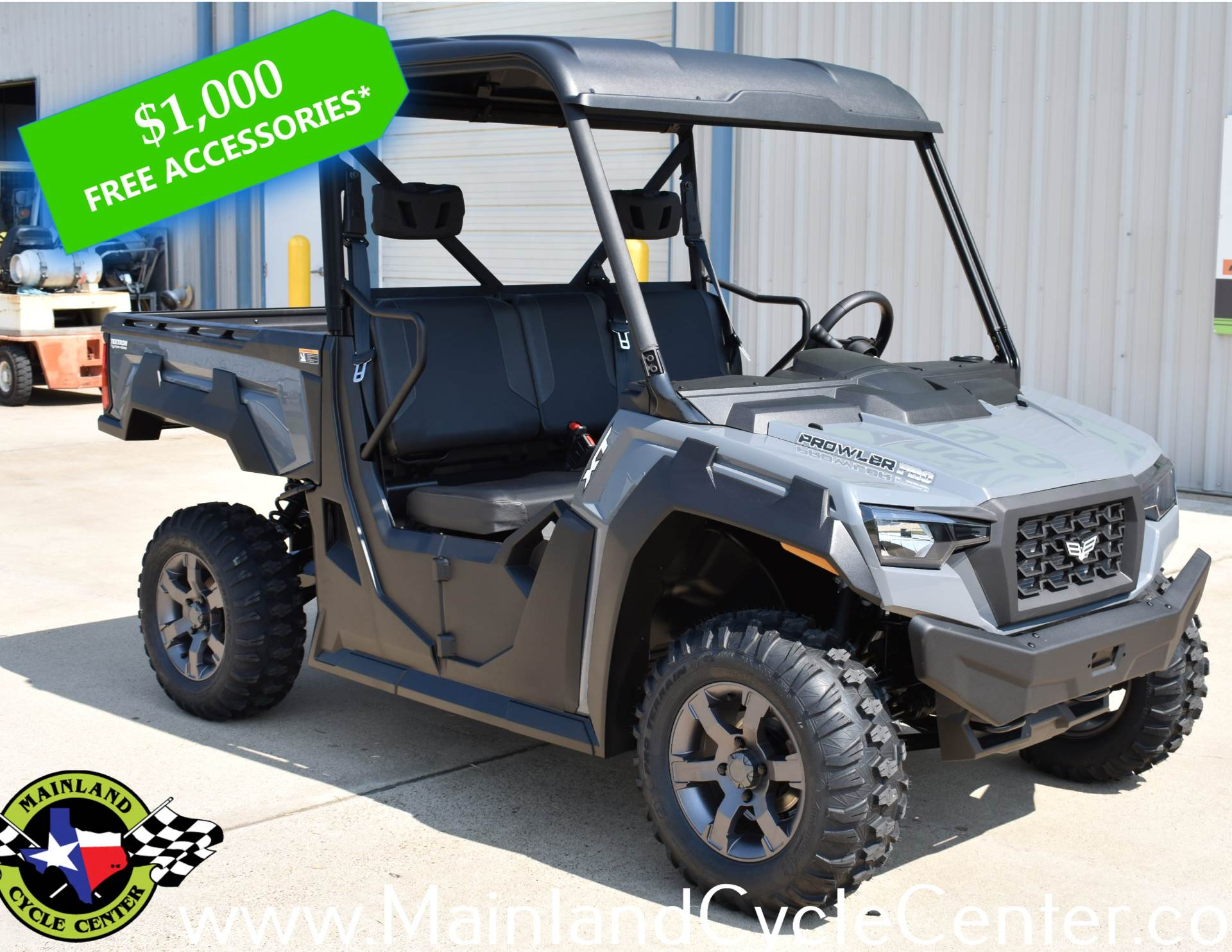 2019 Textron Off Road Prowler Pro XT in La Marque, Texas