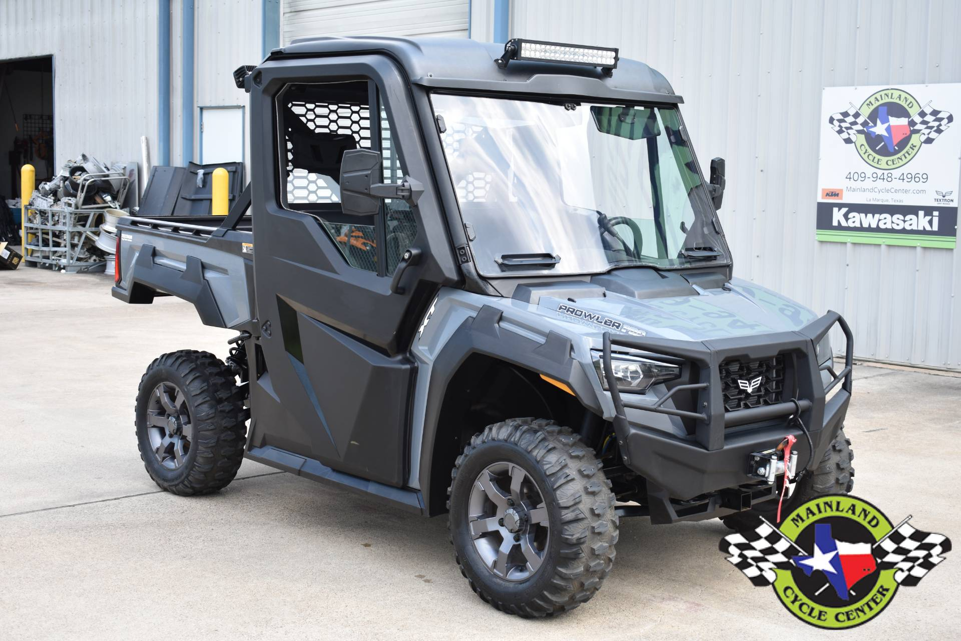 2019 Textron Off Road Prowler Pro XT in La Marque, Texas - Photo 2