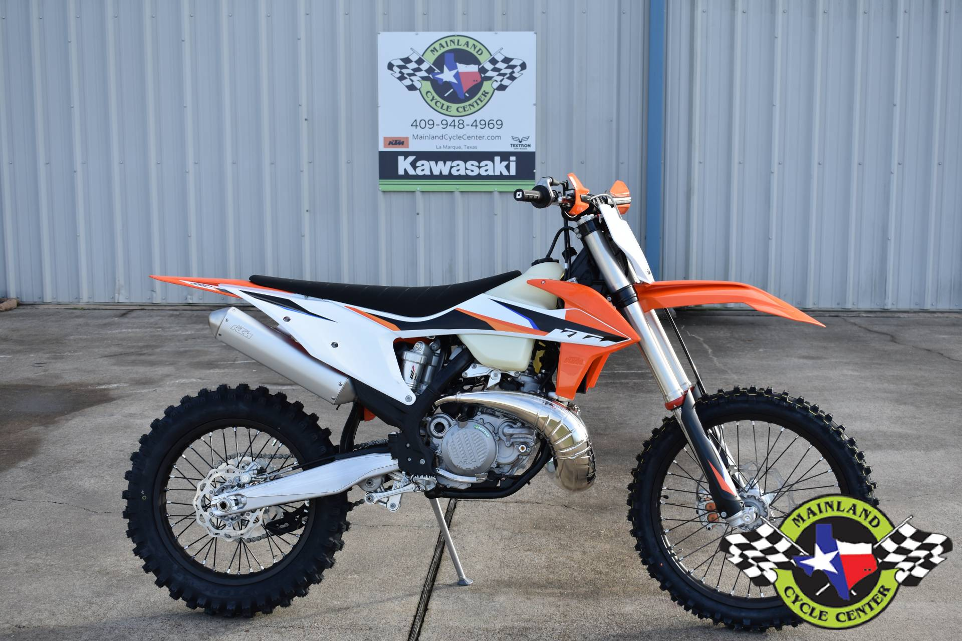 2021 KTM 250 XC TPI in La Marque, Texas - Photo 1