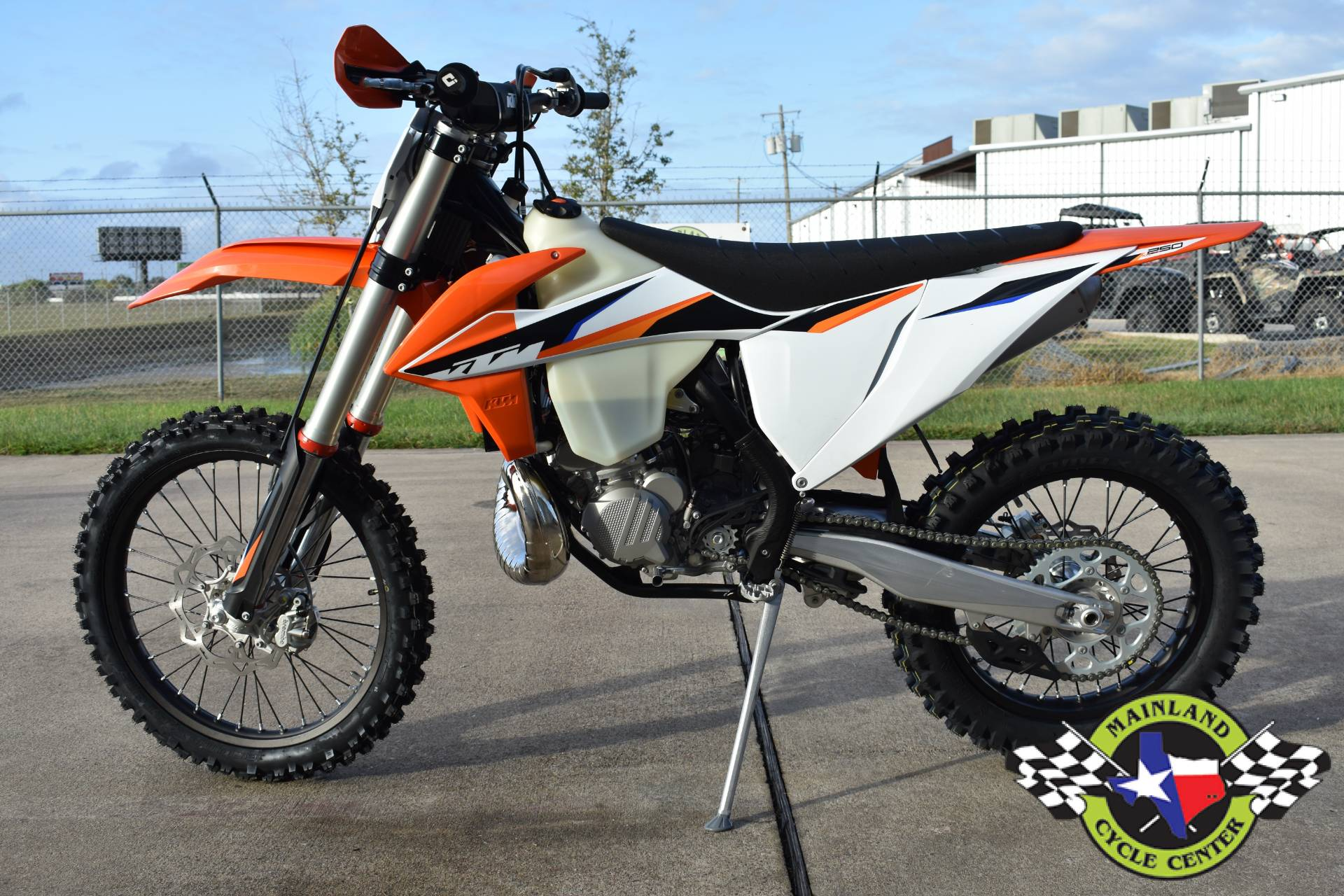 2021 KTM 250 XC TPI in La Marque, Texas - Photo 4