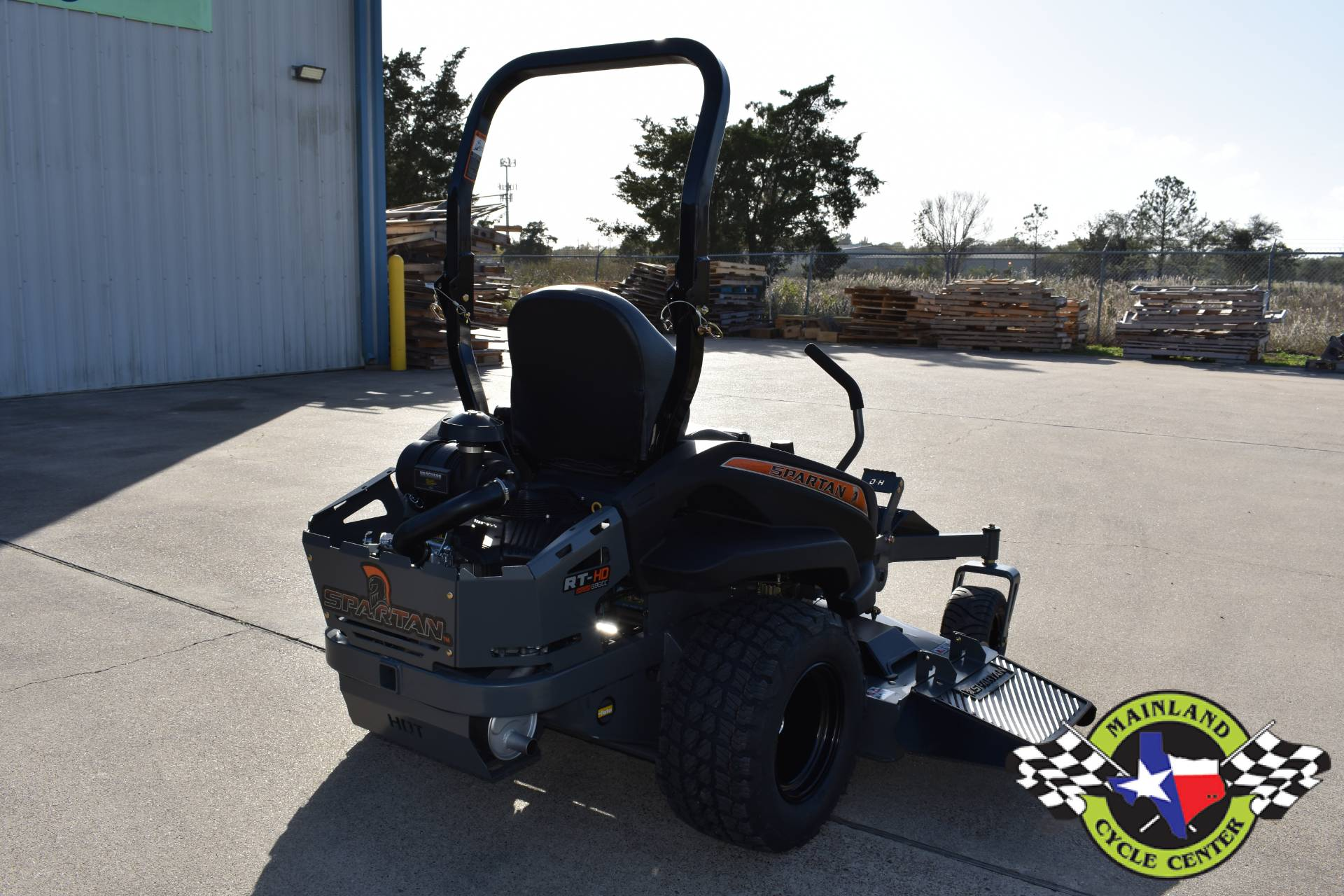 2021 Spartan Mowers RT-HD 61 in. Vanguard Big Block 32 hp in La Marque, Texas - Photo 3