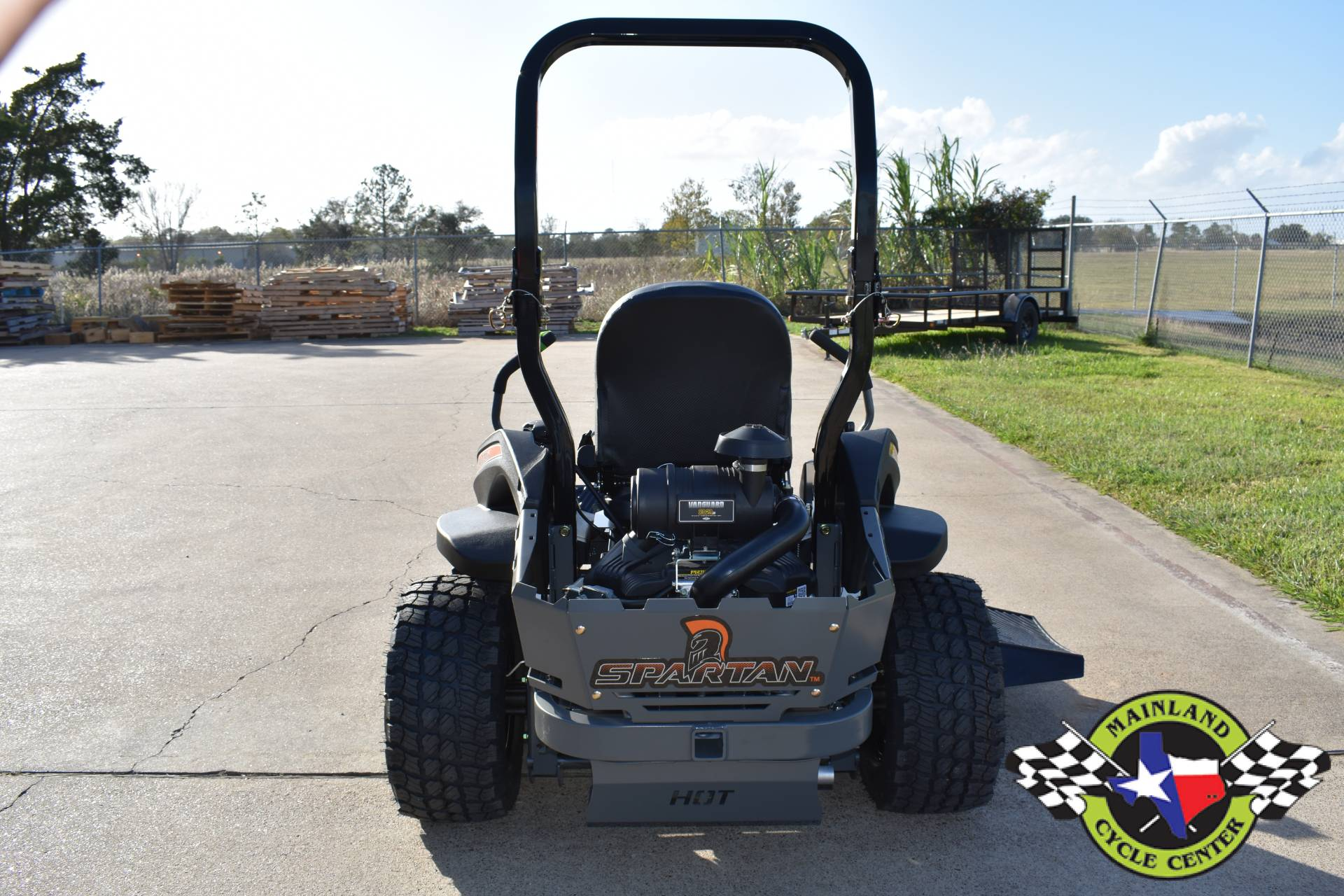 2021 Spartan Mowers RT-HD 61 in. Vanguard Big Block 32 hp in La Marque, Texas - Photo 4