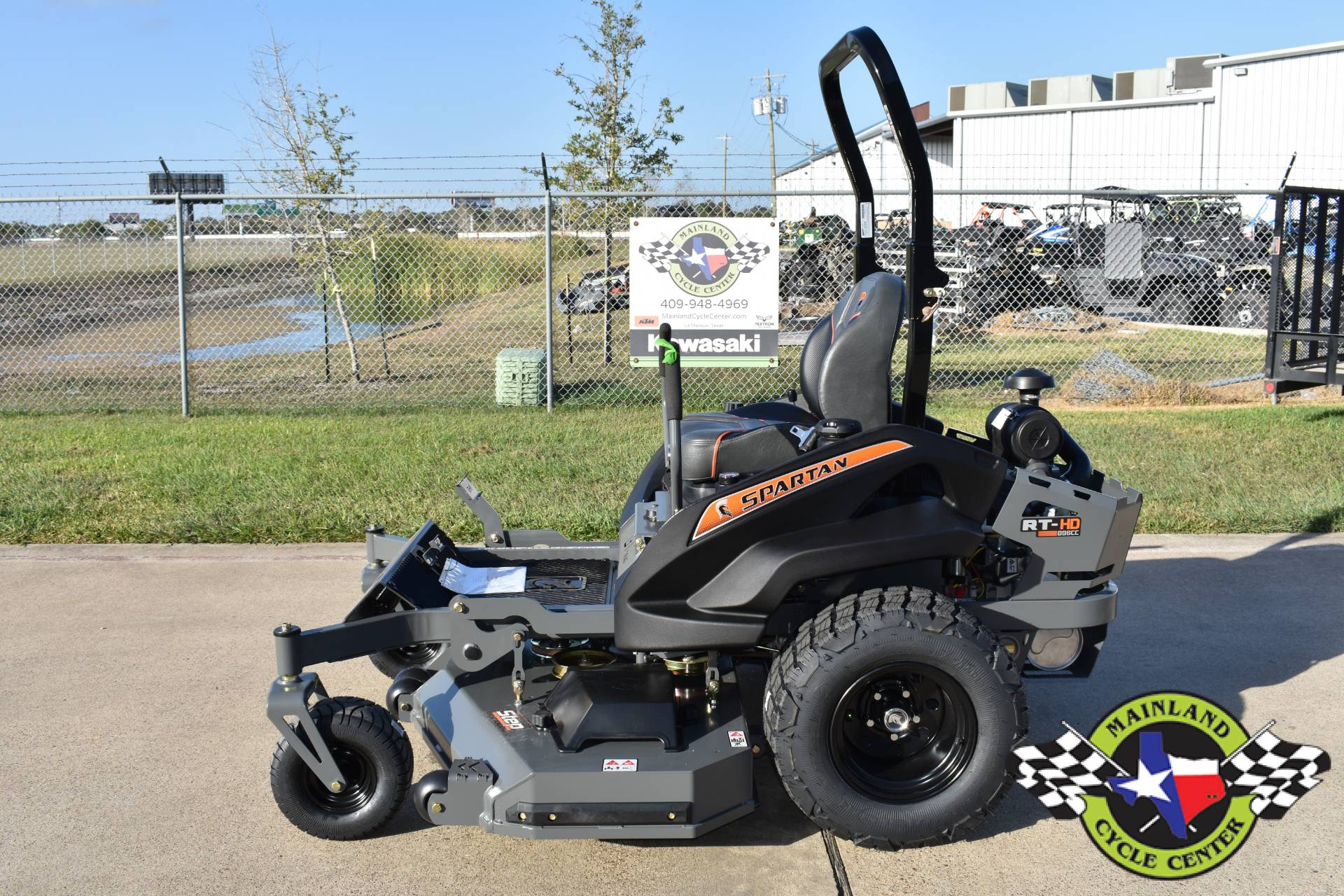 2021 Spartan Mowers RT-HD 61 in. Vanguard Big Block 32 hp in La Marque, Texas - Photo 6