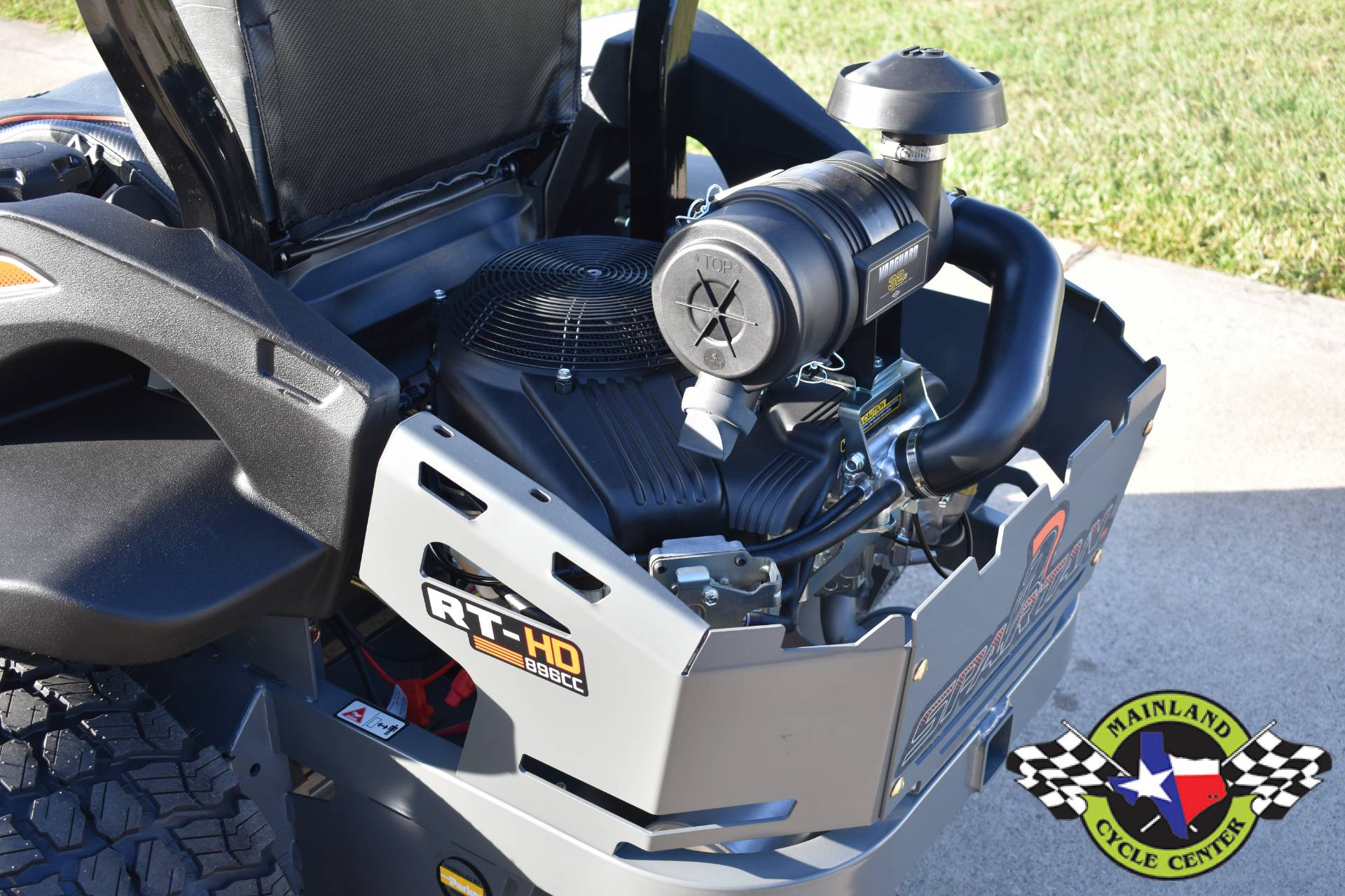 2021 Spartan Mowers RT-HD 61 in. Vanguard Big Block 32 hp in La Marque, Texas - Photo 21