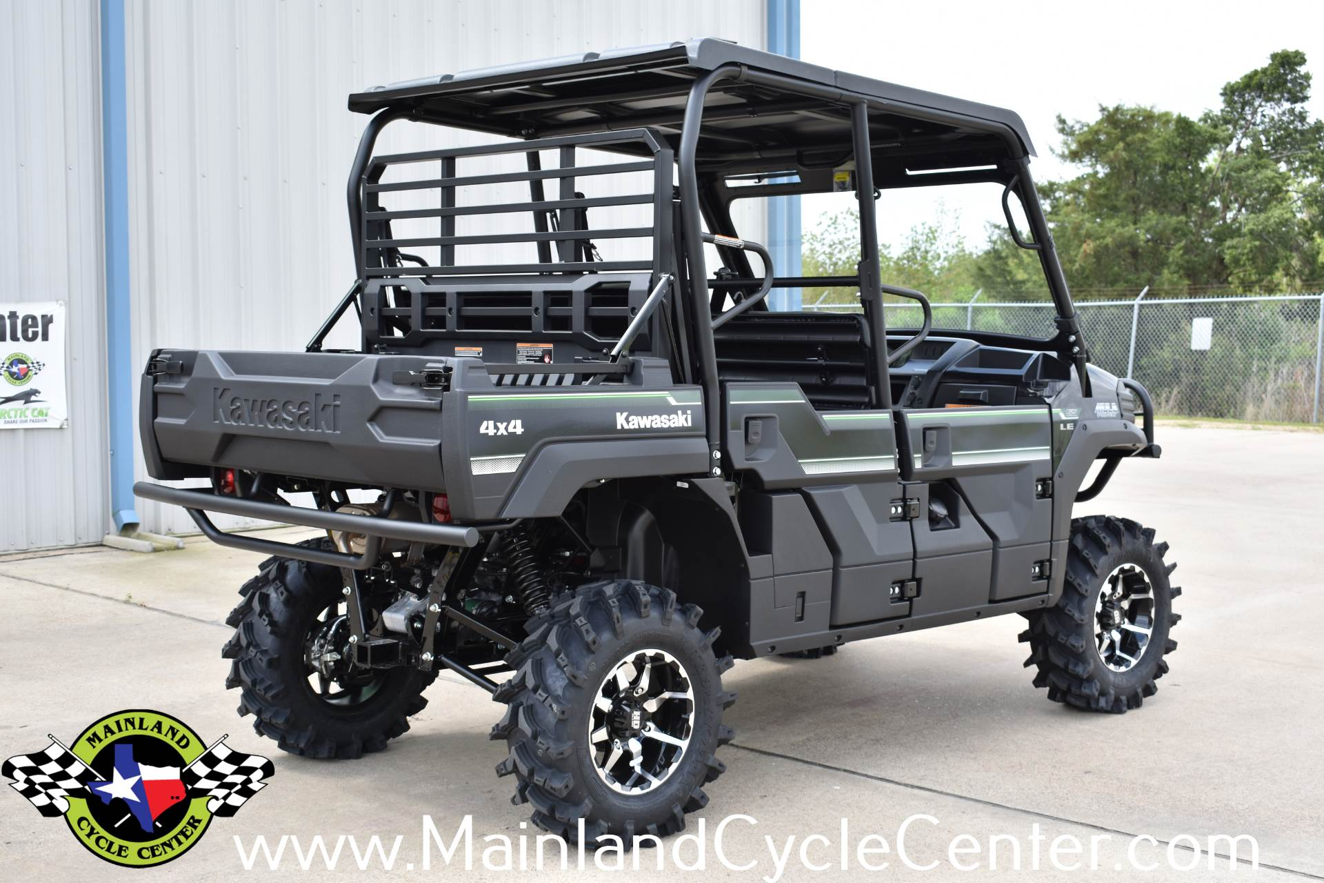 2018 Kawasaki Mule PRO-FXT EPS LE in La Marque, Texas - Photo 4