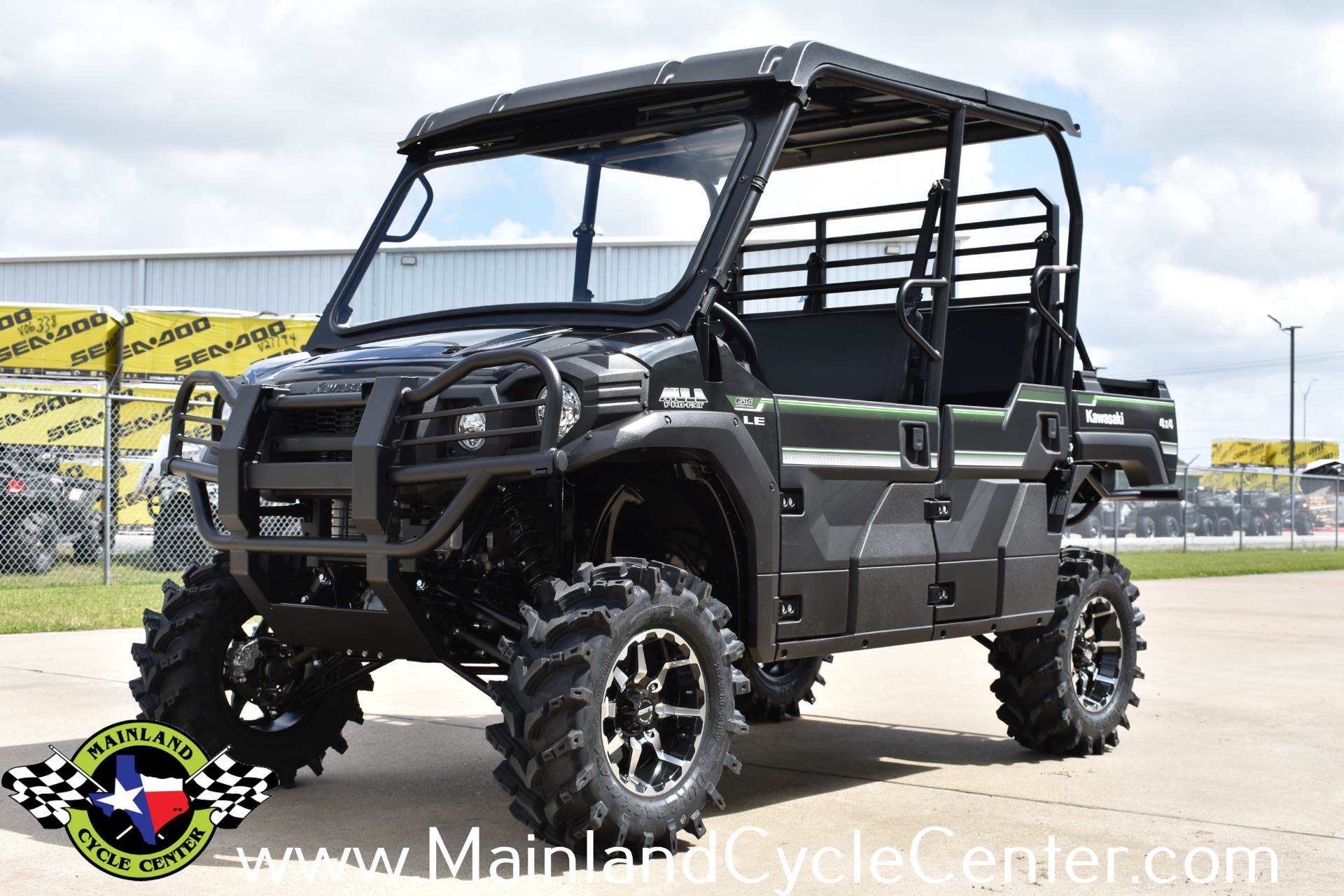 2018 Kawasaki Mule PRO-FXT EPS LE in La Marque, Texas - Photo 6