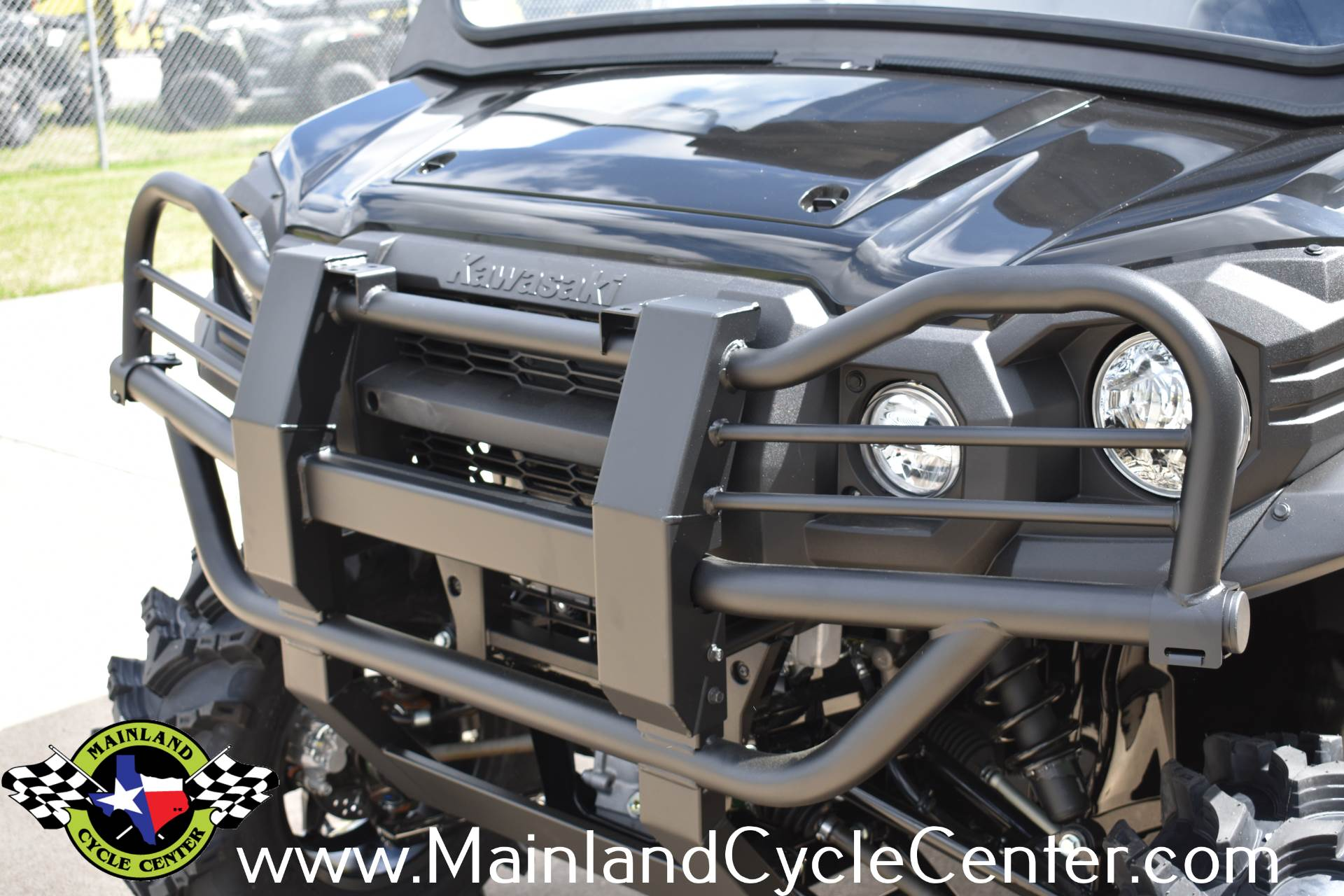 2018 Kawasaki Mule PRO-FXT EPS LE in La Marque, Texas - Photo 10
