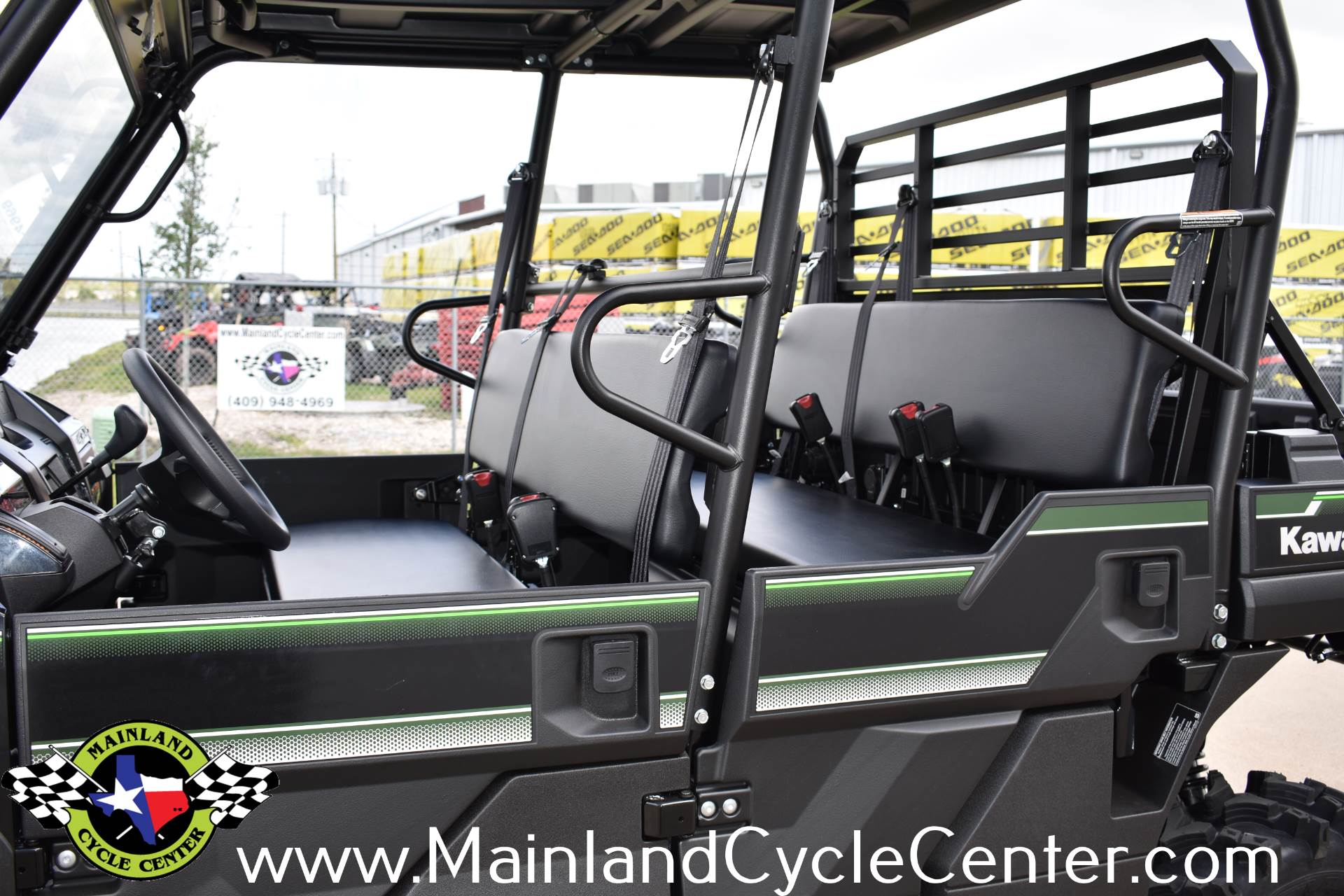 2018 Kawasaki Mule PRO-FXT EPS LE in La Marque, Texas - Photo 14