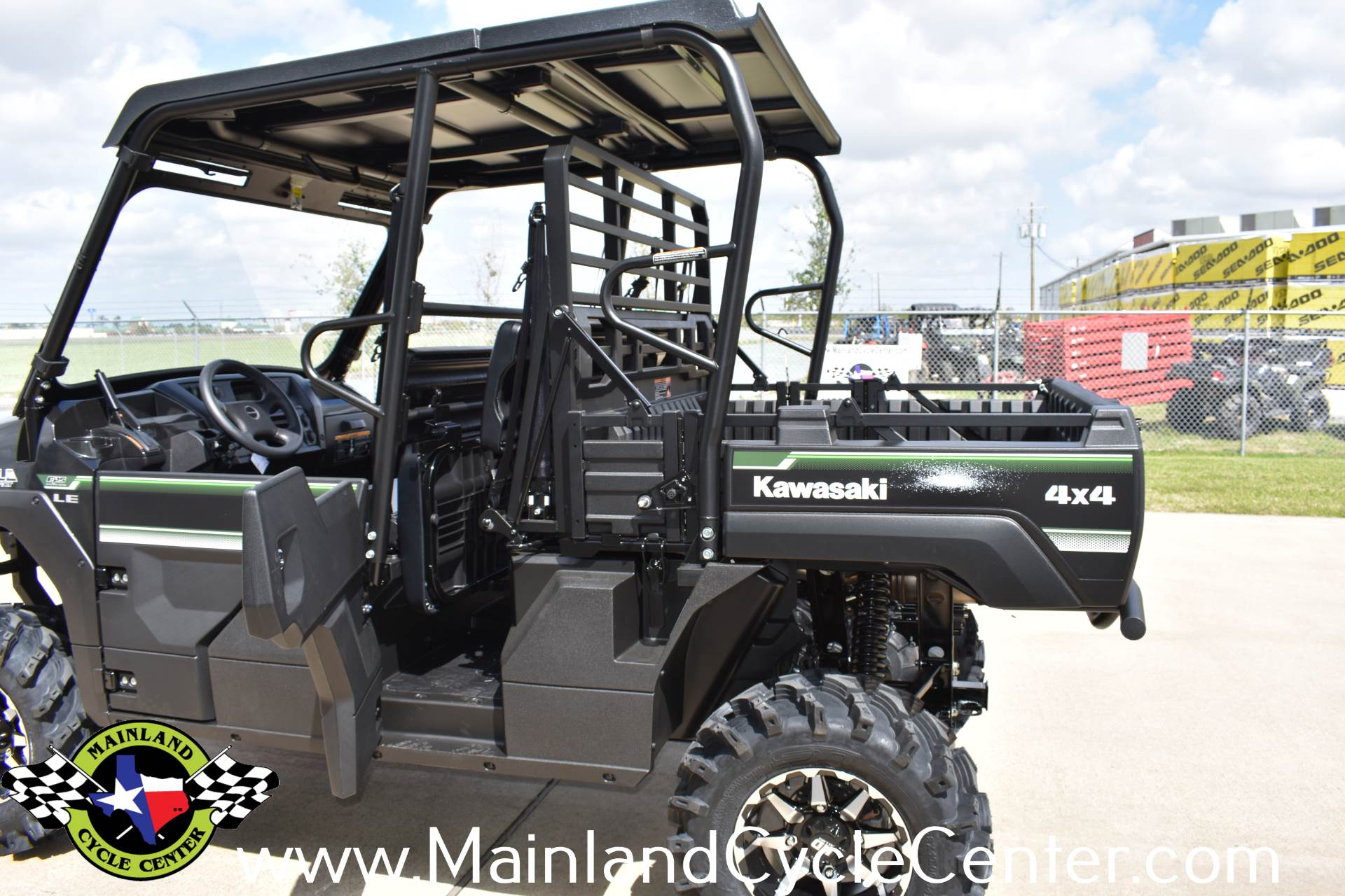 2018 Kawasaki Mule PRO-FXT EPS LE in La Marque, Texas - Photo 21