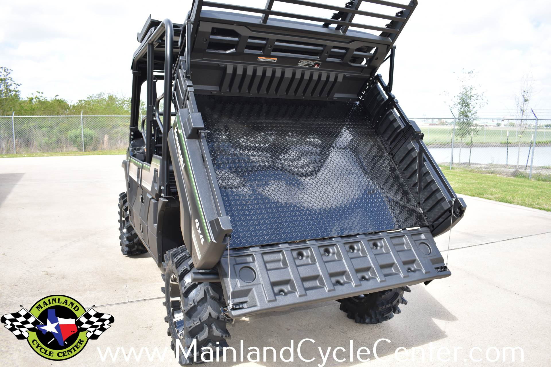 2018 Kawasaki Mule PRO-FXT EPS LE in La Marque, Texas - Photo 24
