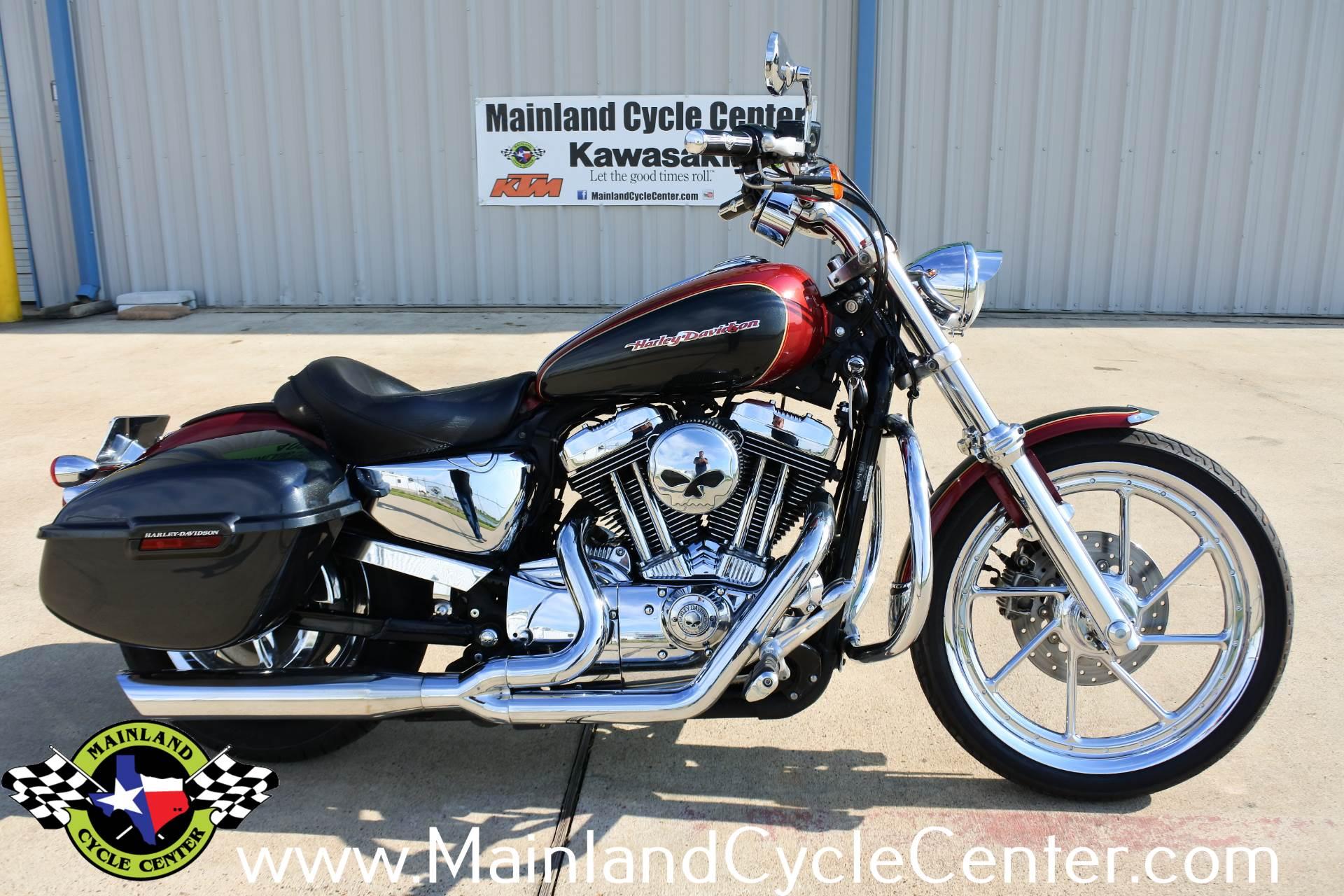 Harley Davidson Sportster  Superlow Specs