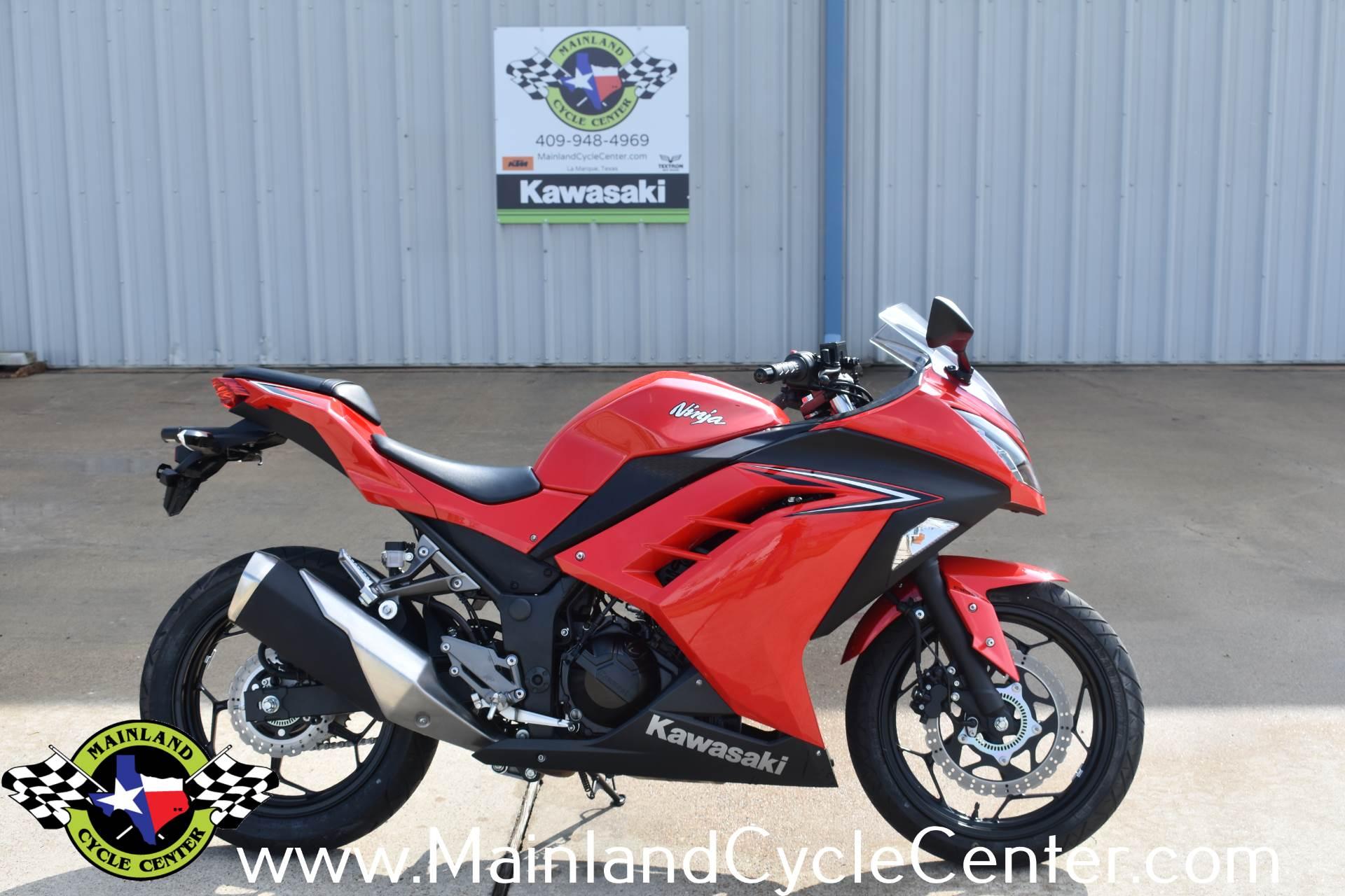 2016 Kawasaki Ninja 300 ABS for sale 537