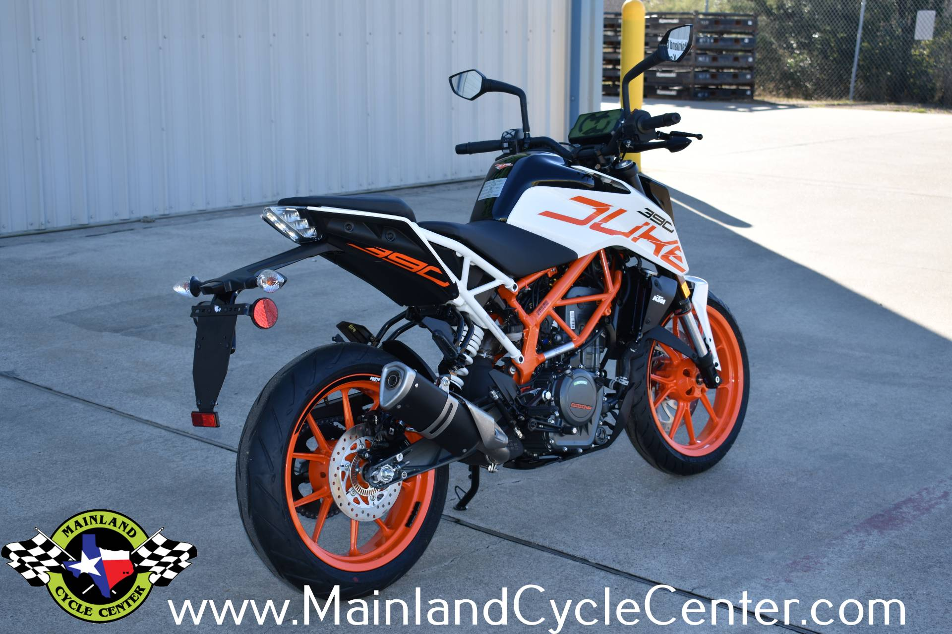 2020 KTM 390 Duke in La Marque, Texas - Photo 3