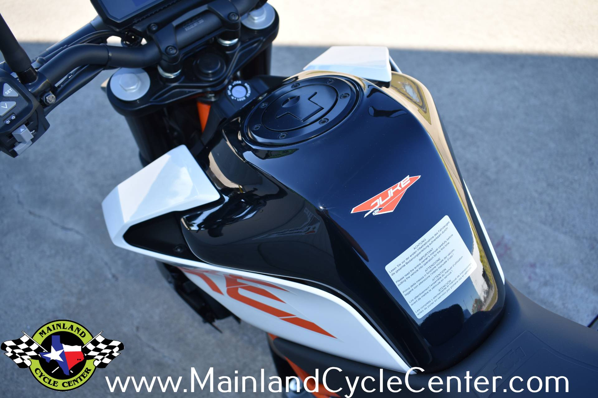 2020 KTM 390 Duke in La Marque, Texas - Photo 25