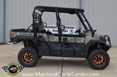 2016 Kawasaki Mule Pro-FXT EPS Camo in La Marque, Texas - Photo 2